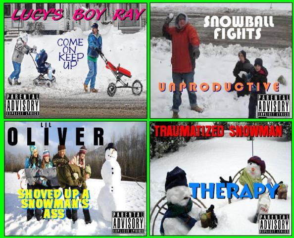 Snow Walk Mixx