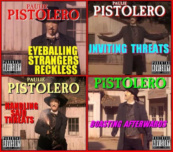 a P Pistol mixx